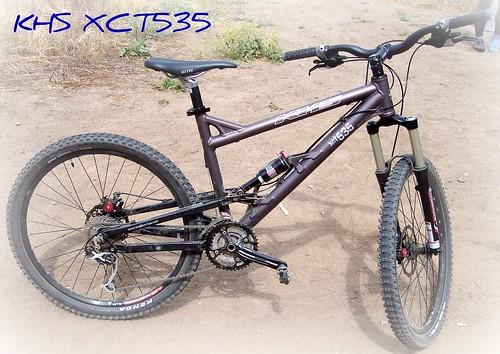 khs xct 535