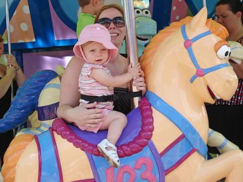 Carousel Ride #1