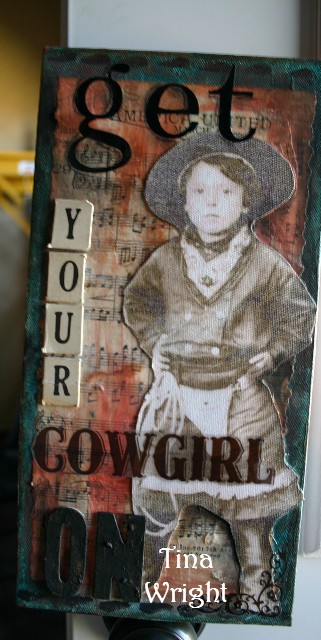 Get your Cowgirl ON