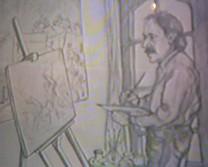 Victor Pussetto Caricatura