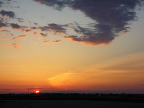 13-Charlotte Airport Sun