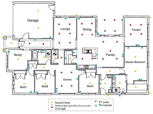 Home Electrical Plan - Merzie.net
