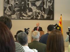 Inauguració IES Vallvera de Salt
