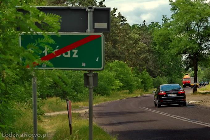 Opuszczamy Łódź