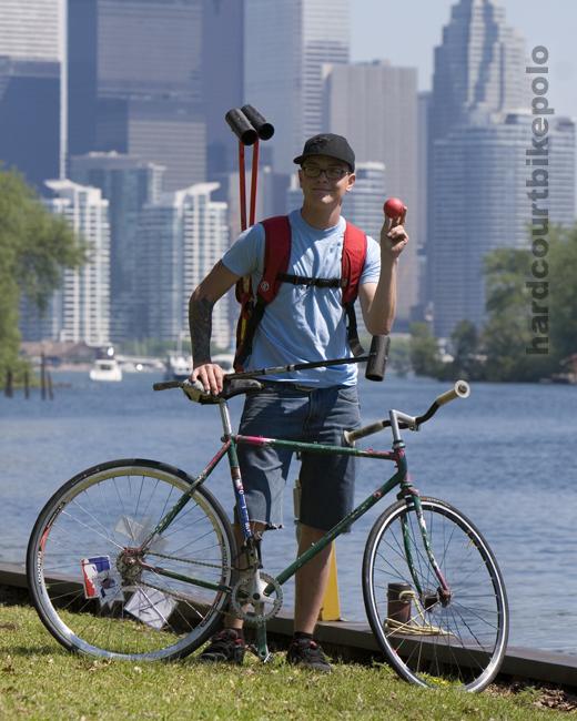 bike polo CMWC Alexis - Ottawa