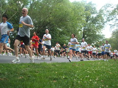 JPMorgan Corporate Challenge 2010 on May 6