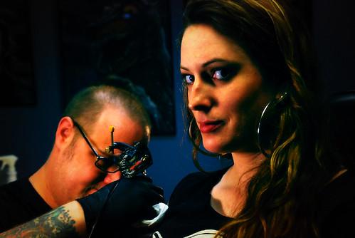isis tattoo. louisville
