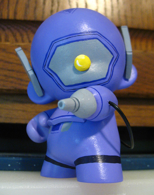 Custom Shockwave Munny