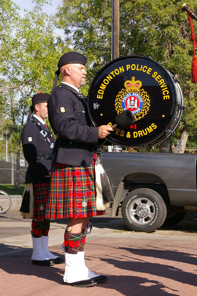 Edmonton Police Pipe Band