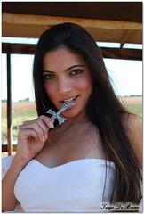 Ensaio Amanda (1) (Tiago De Brino) Tags: ensaio book nikon preto modelo ribeiro d40x tiagodebrino