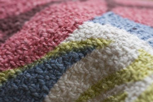 barkcloth - texture