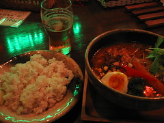 GARAKUのスープカレー