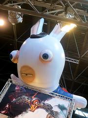 Japan Expo 2008 - Lapin Crétin Géant