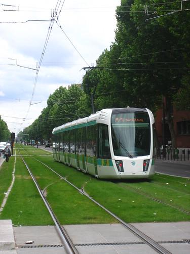 RATP T3  Tram