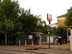 Picture of Walthamstow Queens Road Station