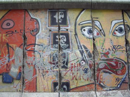 Pieces of Berlin in Manhattan