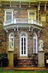 Cylburn Mansion 9 - 2007-HDR (robbdee40) Tags: vanagram fotografinewitaliangeneration