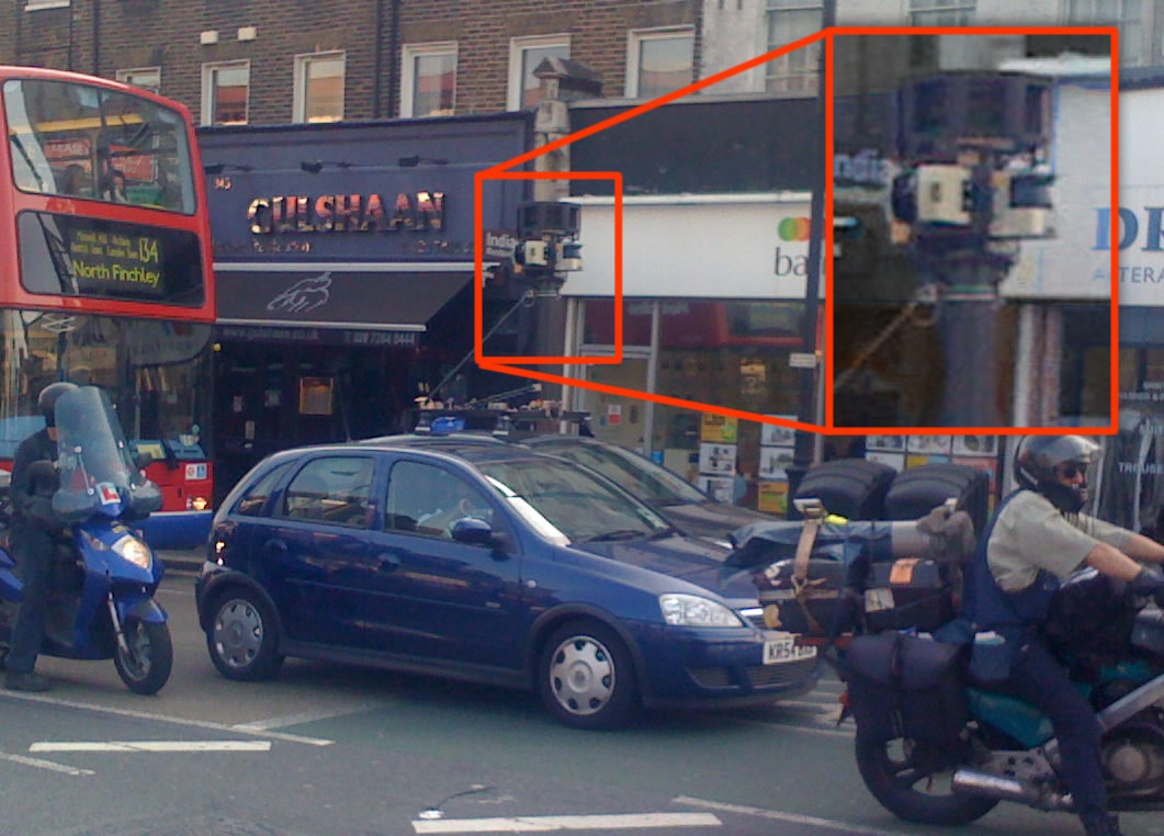 google street view drivers jobs