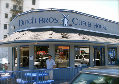 Dutch Brothers Coffeehouse, Grants Pass, OR