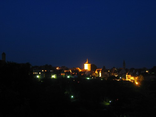 Rothenburg o.d.T. by Night