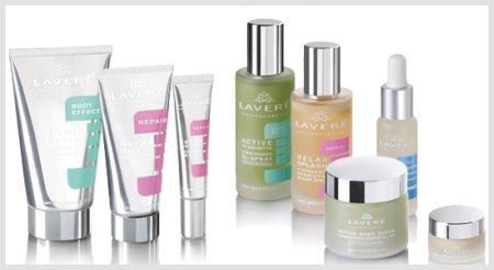 LAVERE Organic Anti Aging Skin Care
