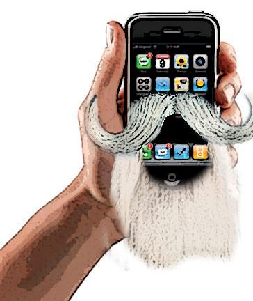 iGod, Steve Jobs, comic book, iPhone