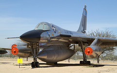 Convair B-58 Hustler (Ken's Aviation) Tags: arizona tucson pima explore hustler airmuseum convair b58 612080