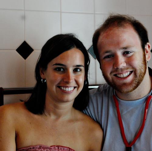 100 strangers #3, Amy & Brent