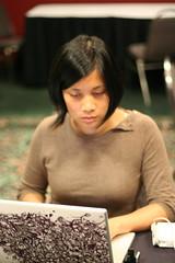 Angela Natividad - Blogging