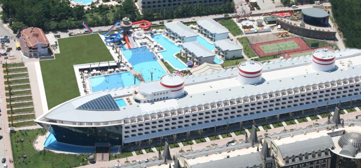 يالاتراك ماخلو شي منقول لعيوونكم من افخم الفنادق التركية.... بالصور