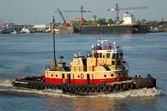 Ned Ferry, Mississippi River, April 2008 (R
