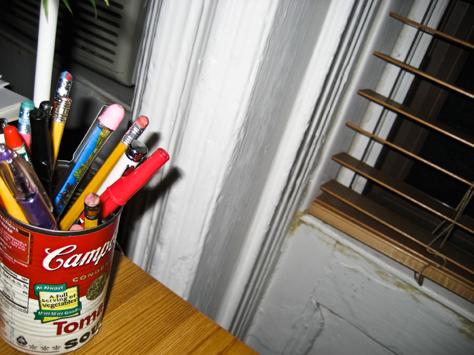Cup of Pens & Pencils, August 10th