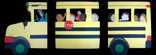 FINISHED School Bus