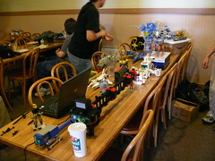 August 2008 BayLUG Space Meeting