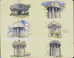Glasgow water towers (Wil Freeborn) Tags: water glasgow towers bishopbriggs clydebank cranhill tannochside auchinairn garthanlock
