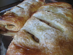 Homemade Apple Strudels - 99/365