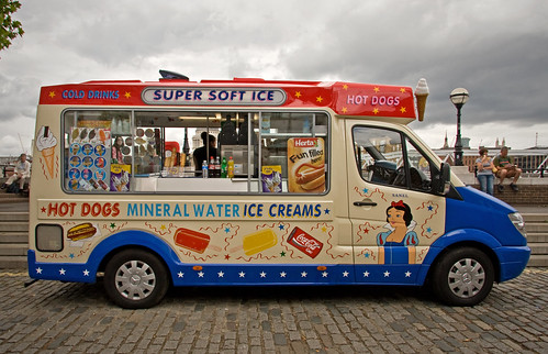 Street Parking (London Edition): Ice Cream Van | Flickr - Photo ...