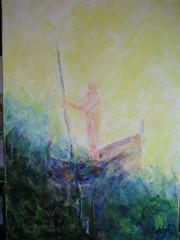 """Nr. 74 (Joachim Weigt) Tags: water painting acrylic canvas oil joachim acky acryl öl gemälde ölgemälde weigt acrylbilder ölbilder acrylgemälde """"joachim weigt"""""""
