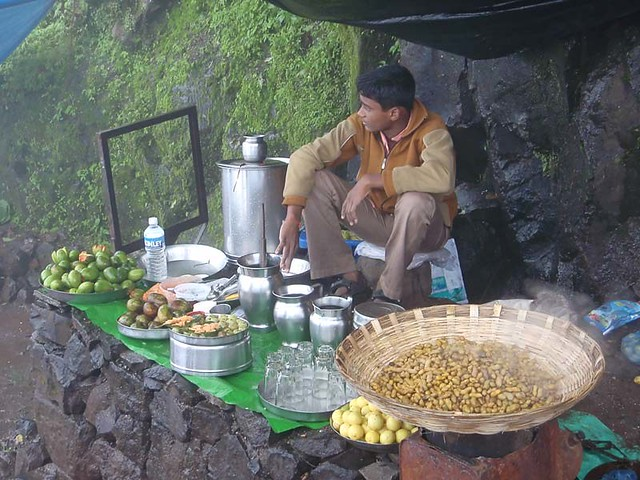 wares at a fort