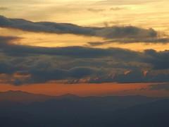 Sunset, Waterrock Knob 9/12/08 (esywlkr) Tags: nc northcarolina blueridgeparkway brb wnc westernnorthcarolina waterrockknob platinumphoto