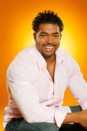 "David Otunga as ""Punk"""
