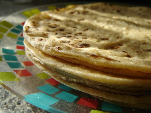 Simple Wholesome Homemade Chapatis