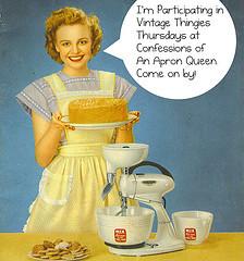 Vintage Thingies Thursday badge