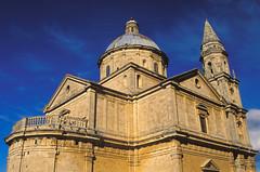 montepulciano - san biagio (zecaruso) Tags: italy italia chiesa cielo siena montepulciano caruso toscana ciccio biagio sanbiagio nikonf601 aplusphoto zecaruso cicciocaruso