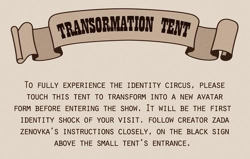 Avatar Transformer Sign