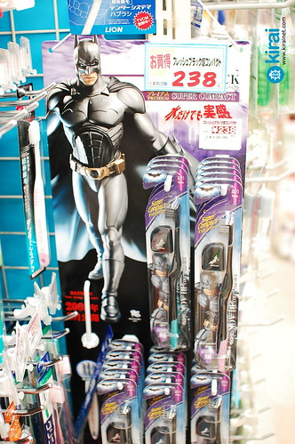 Cepillo de dientes Batman class=