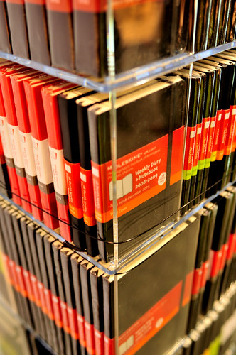 Moleskine @ the 2008 Chicago Motivation Show