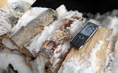 Nokia E51 Steel
