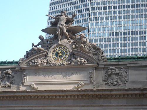 Grand Central, MetLife (former PanAm) Building