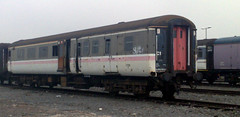 Withdrawn Mark 2 Coaches Derby (barry 13092) Tags: park coach carriage mk2 express scrap derby gatwick etches